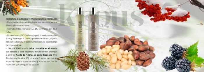 Krous cosmética+natural, una delicia de productos